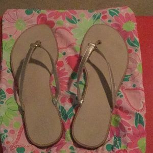 Lilly Pulitzer for Target flipflops